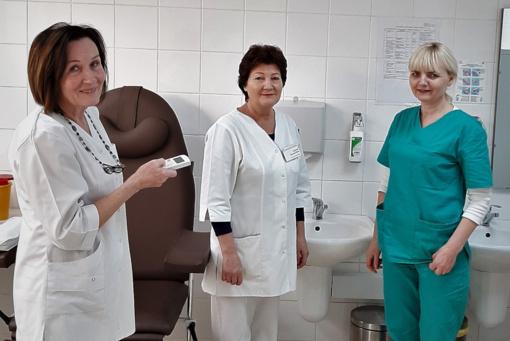 Varėnos pirminiame sveikatos priežiūros centre įrengti oro kondicionieriai