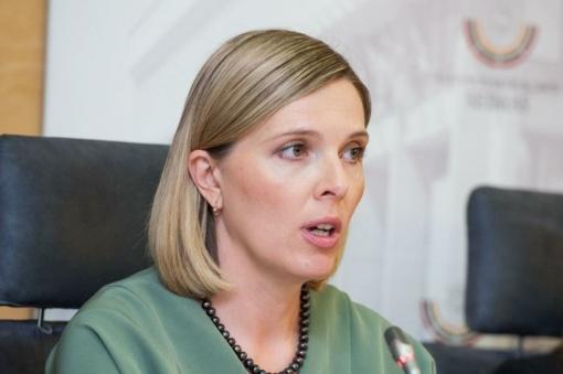 Dėl Seimo viešbučio į etikos sargų akiratį pateko ir A.Bilotaitė