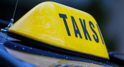 Susidūrus automobiliams nukentėjo taksistas