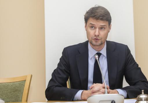 M. Majauskas siūlo atidėti naujų mokesčių įsigaliojimą