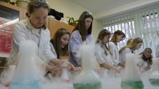 Patyriminio ugdymo (STEAM) diena Šiaulių Dainų progimnazijoje