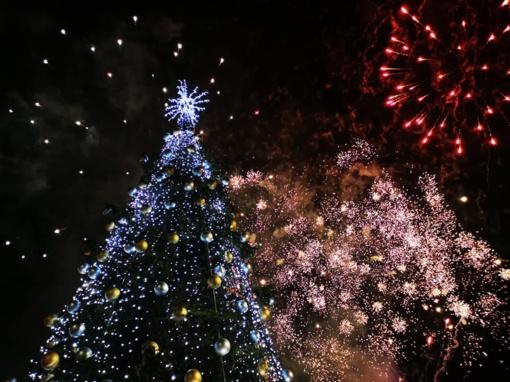 Radviliškiečius subūręs Kalėdinis šurmulys