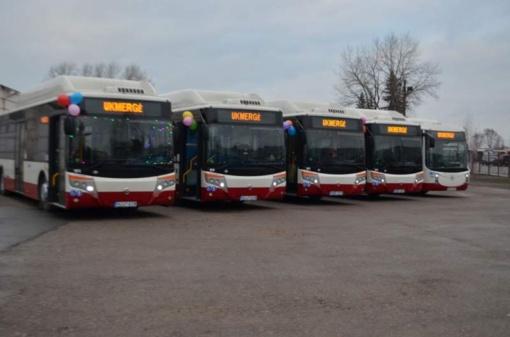 Mažais žingsniais artėjama prie nemokamų kelionių miesto autobusais