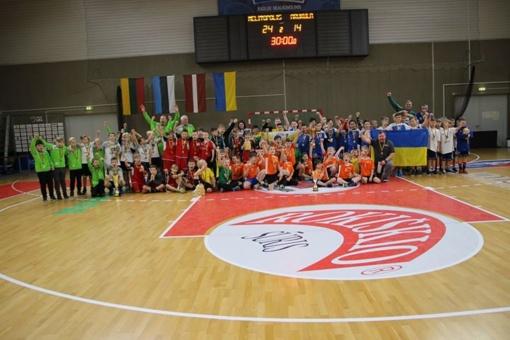 """Tarptautinis rankinio turnyras """"Utenos DSC taurė – 2019"""""""