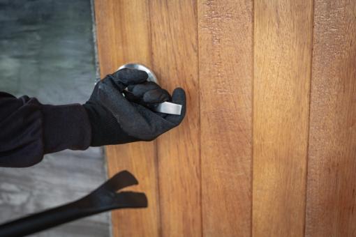 Ukmergės rajone apvogta sodyba