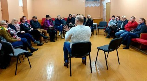 Psichologiniai seminarai – labai populiarūs gyventojų tarpe
