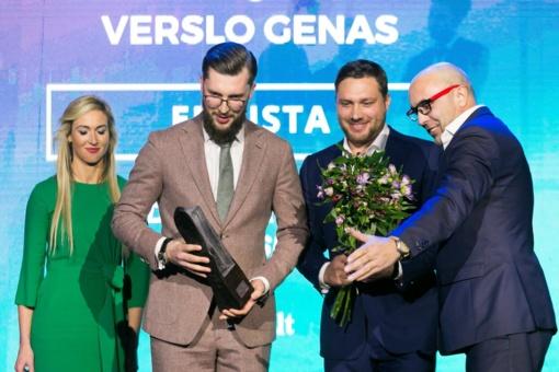 """Svaria verslo nominacija įvertinta Senojoje Varėnoje įsikūrusi įmonė """"Edjusta"""""""