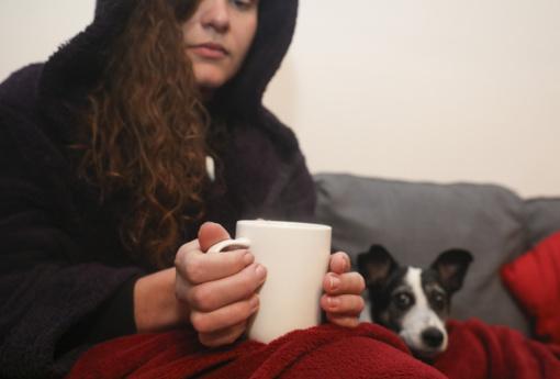 Šalyje sparčiai didėja sergamumas gripu ir peršalimo ligomis