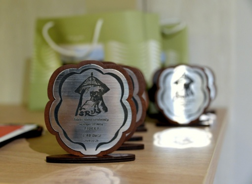 Apdovanotos labiausiai pasižymėjusios Šilalės rajono įmonės