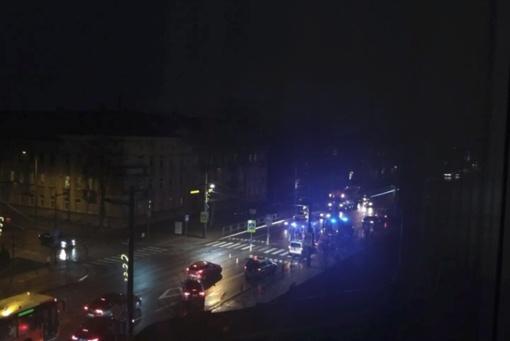 Kaune automobilis partrenkė dvi moteris