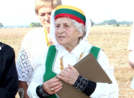 Šiaulių rajono savivaldybės garbės piliečio vardo suteikimo komisija balsavo už Eugeniją Dragūnienę