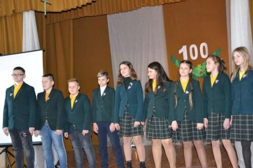 Medingėnų mokyklai – 100 metų
