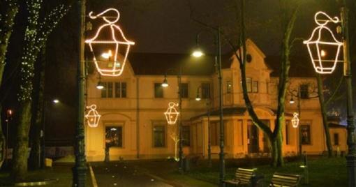 Palangoje penktadienį pakvips Kalėdomis - kurortas įžiebs miesto eglę