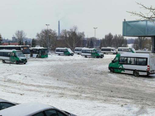 7-asis autobusas vėl užsuks į Krivulės gatvę