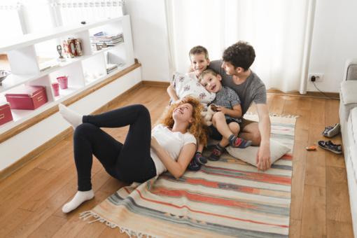 Jaunai šeimai Utenoje – iki 39 500 eurų