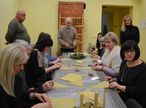 Jubiliejiniame Dargužių amatų centro renginyje išrinktas metų amatininkas ir amatininkų metų gaminys