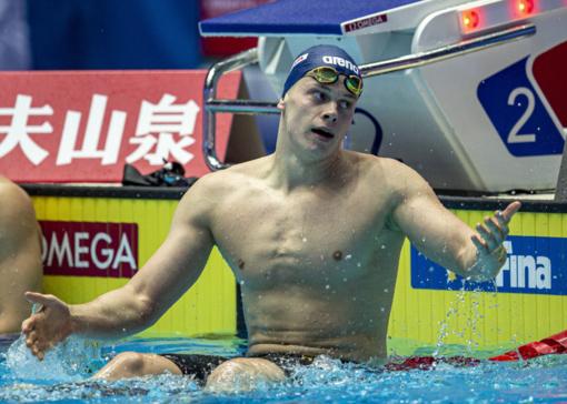 Europos čempionate – pirmasis D.Rapšio aukso medalis