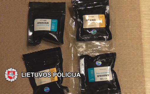 Klaipėdos kriminalistai baigė tyrimą dėl narkotikų platinimo uostamiestyje ir Palangoje