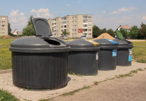 Neišvengiamai didės mokestis už atliekų tvarkymą
