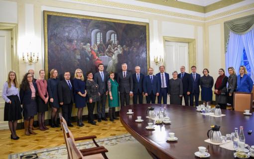 Prezidentūroje vykusiame Kultūros forume – naujų tarpsektorinio bendradarbiavimo galimybių paieškos