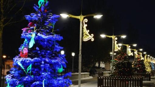 Klimato kaita: ar šiemet ir ateityje sulauksime sniegingų Kalėdų?