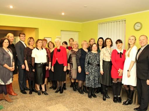 Sasnavos ambulatorija švenčia 40 metų veiklos jubiliejų