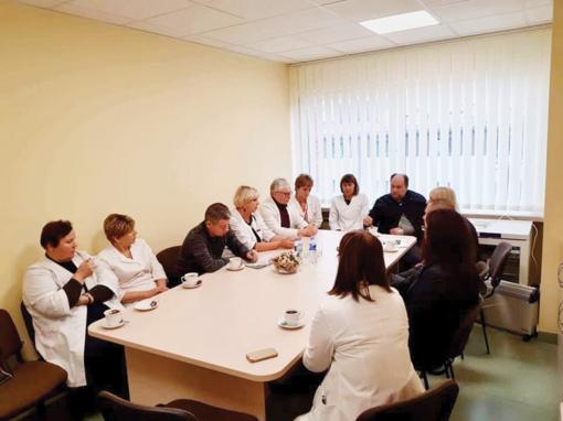 """Gydytoja Aldona Šerėnienė: """"Dažniausiai  mobingą medicinos darbuotojai patiria iš valstybinių  ligonių kasų"""""""