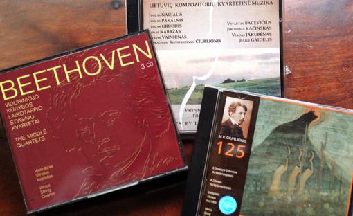 Kauno simfoninis orkestras pradeda minėti Beethoveno jubiliejinius metus