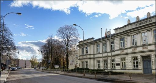 Juozo Balčikonio gimnazija gerins sąlygas, besimokantiems biotechnologijų