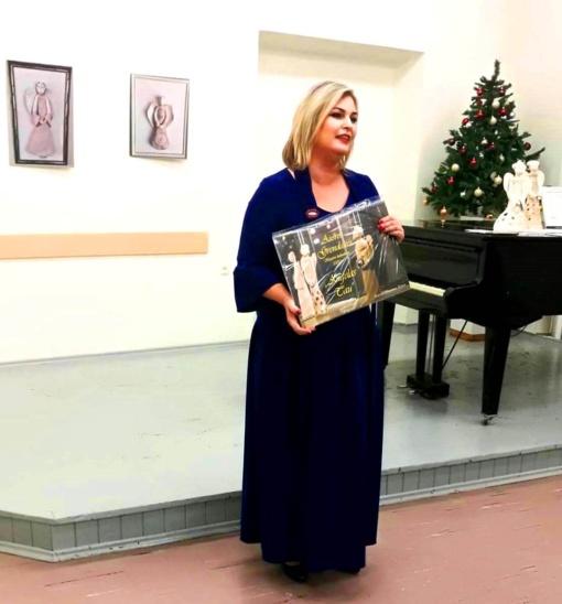 """Vilniaus mokytojų namuose atidaryta paroda """"Angelas Tau"""""""