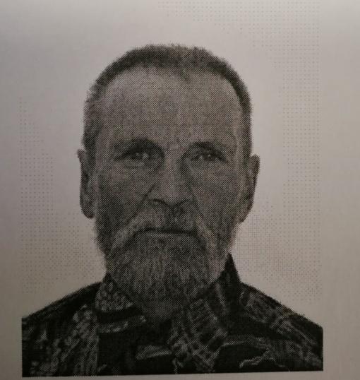 Ieškomas be žinios dingęs vyras, policija prašo visuomenės pagalbos