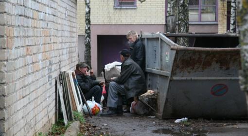 Apie Šiaulių benamius, gyventojų sąjūdį ir istorinę gėdą