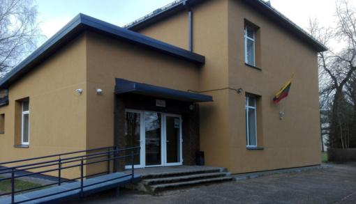 Suginčiuose atnaujintas mokyklos pastatas