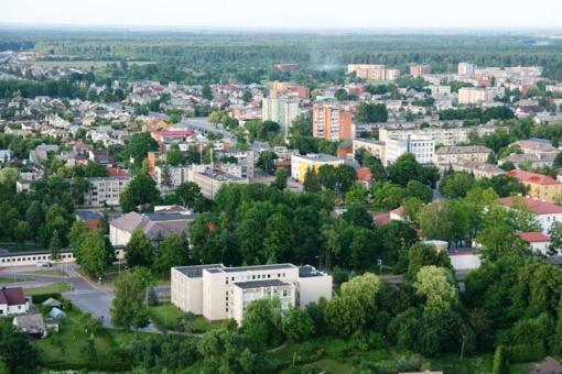 Tauragės rajono savivaldybė gerovės indekse dešimtuke