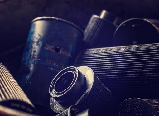 Kas atsitinka su naudotais automobilių filtrais ir amortizatoriais?