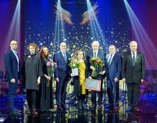 Dusetiškis Alvydas Stauskas – šalies geriausias metų kultūros ir meno kūrėjas