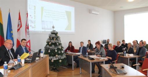 Tauragės savivaldybėje vyko Ekstremaliųjų situacijų komisijos posėdis ir pasirengimo ekstremaliai situacijai pratybos