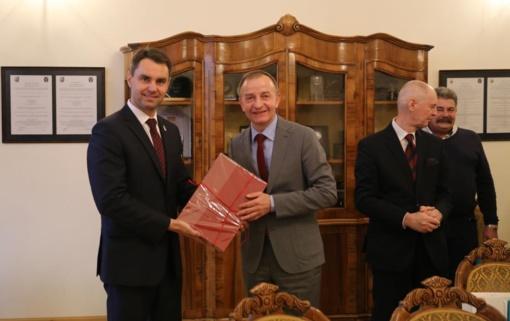 Partneriai iš Lenkijos: per pastaruosius septynerius metus Kauno rajonas labai pasikeitė