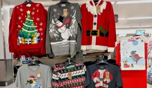 Kodėl nereiktų pirkti kalėdinio megztinio? (vaizdo įrašas)