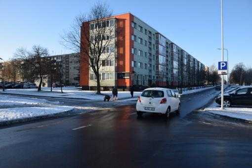 Panevėžys atsinaujina! Užbaigta Statybininkų gatvės rekonstrukcija