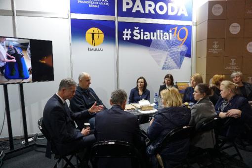 Šiaulių miesto vietos plėtros strategijos įgyvendinimas: socialinės inovacijos Šiauliuose