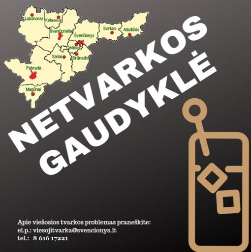 Kviečia gyventojus informuoti apie viešosios tvarkos pažeidimus