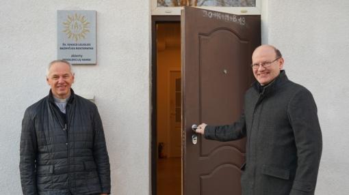 Bažnyčios bendruomenė– tai, kas nematoma akimis