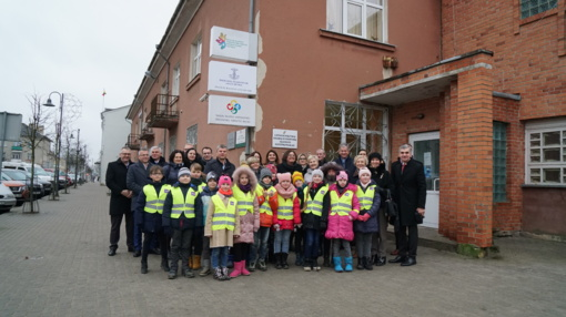 Šiaulių prekybos, pramonės ir amatų rūmai plečiasi – atidarė atstovybę Kuršėnuose (vaizdo įrašas)