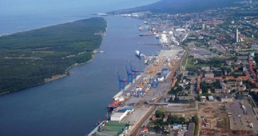 Vyriausybė patvirtino Klaipėdos uosto bendrąjį planą