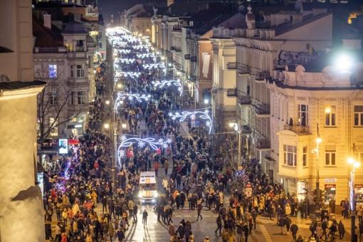 Vilniaus Kalėdų miesteliai – magiška šventė miesto širdyje