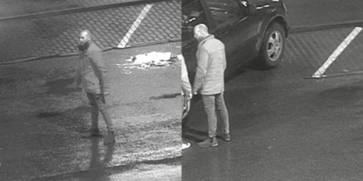 Policija prašo atpažinti vyrą, Mažeikiuose sužalojusį du asmenis