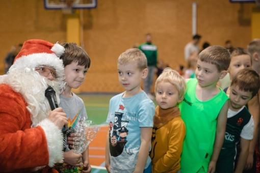 Kalėdinis krepšinis Ukmergėje