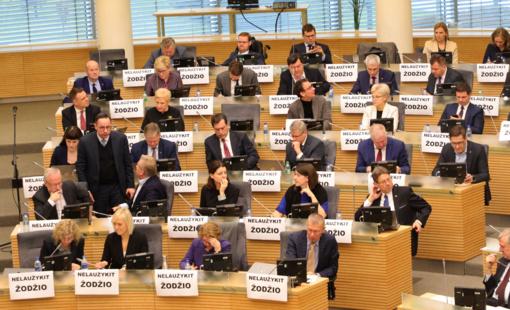 Konservatoriai įteikė prašymą G. Nausėdai vetuoti biudžetą: kada kils protestai – tik laiko klausimas
