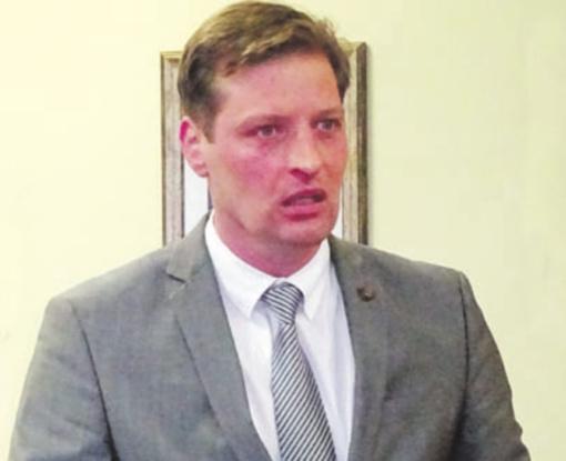 Ministras Kęstutis Mažeika: reikia žiūrėti globaliai